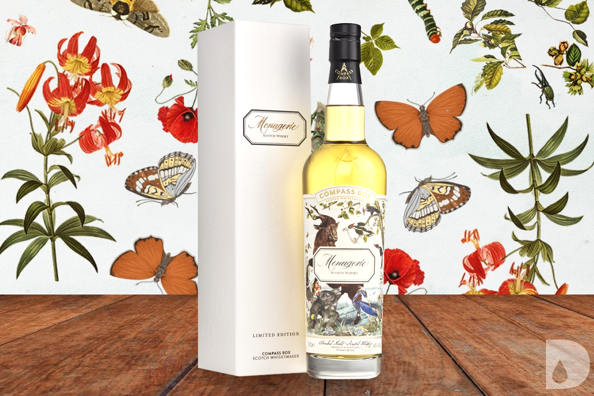 Blood Oath Pact 7: Compass Box Menagerie