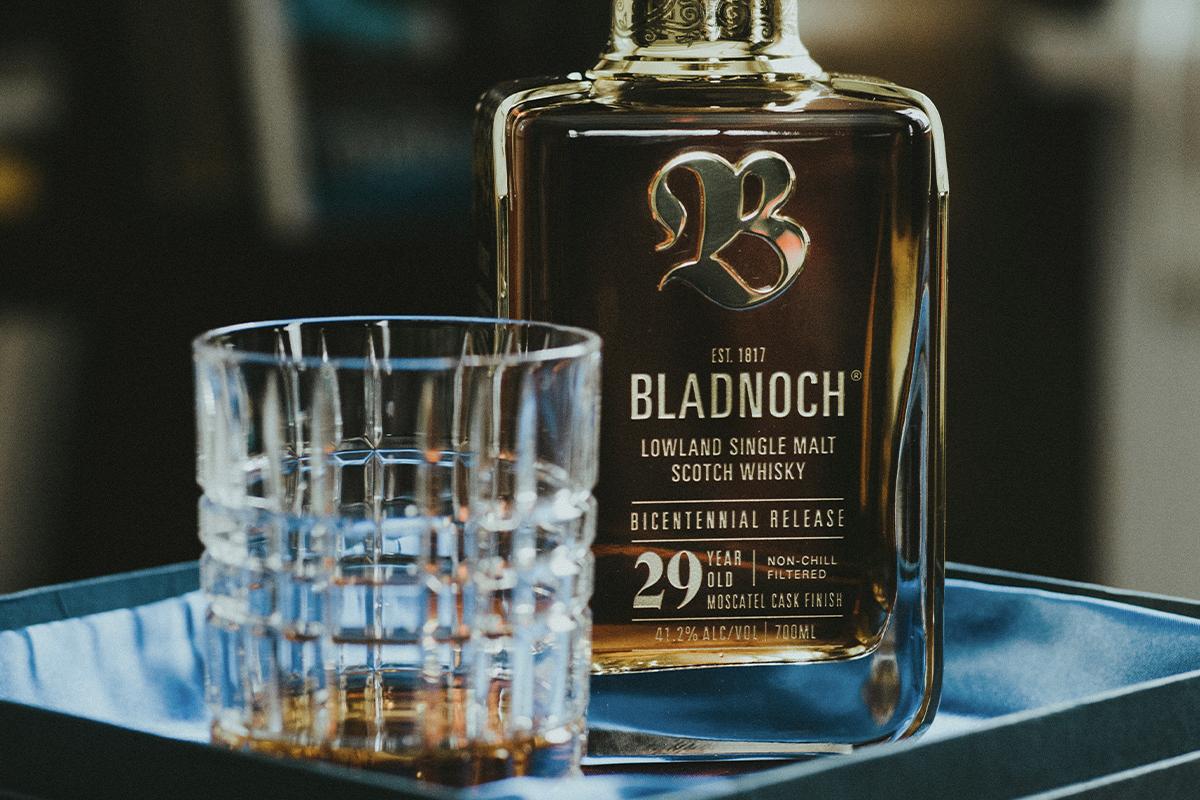 Blood Oath Pact 7: Bladnoch 29 Year Bicentennial Release