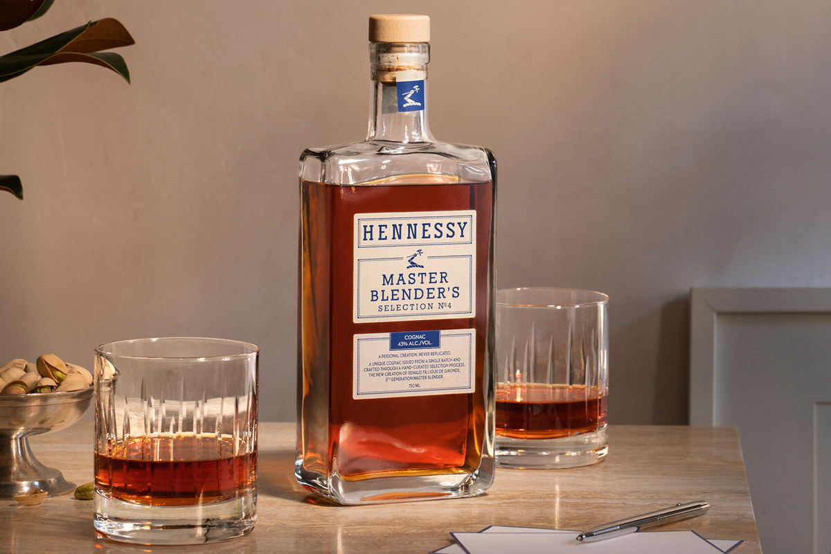 Blood Oath Pact 7: Hennessy Master Blender's Selection No. 4