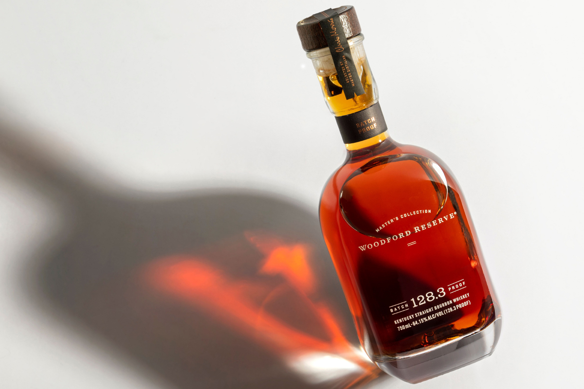 Blood Oath Pact 7: Woodford Reserve Master's Collection Batch Proof 128.3