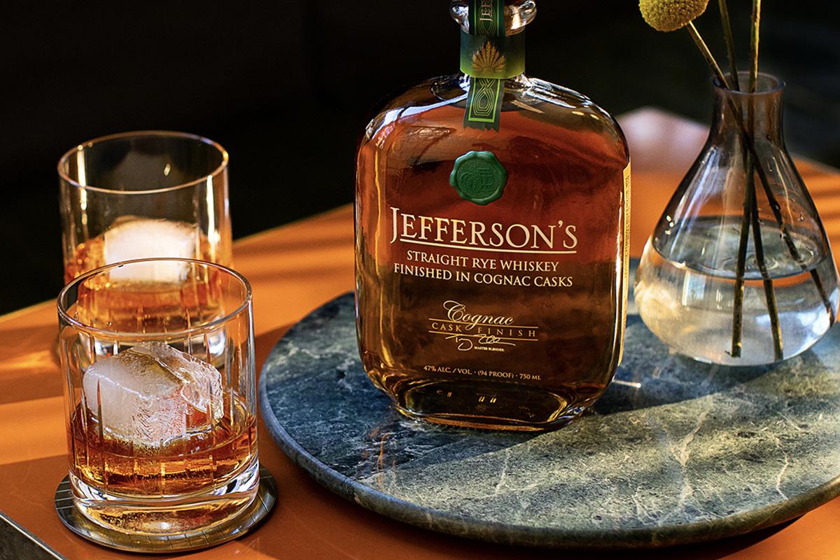 Jefferson's Rye Cognac Cask Finish