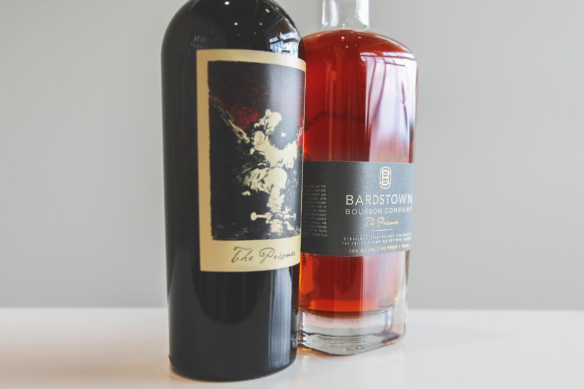 Jefferson's Rye Cognac Cask Finish: Bardstown Bourbon Co. The Prisoner Wine Company #2