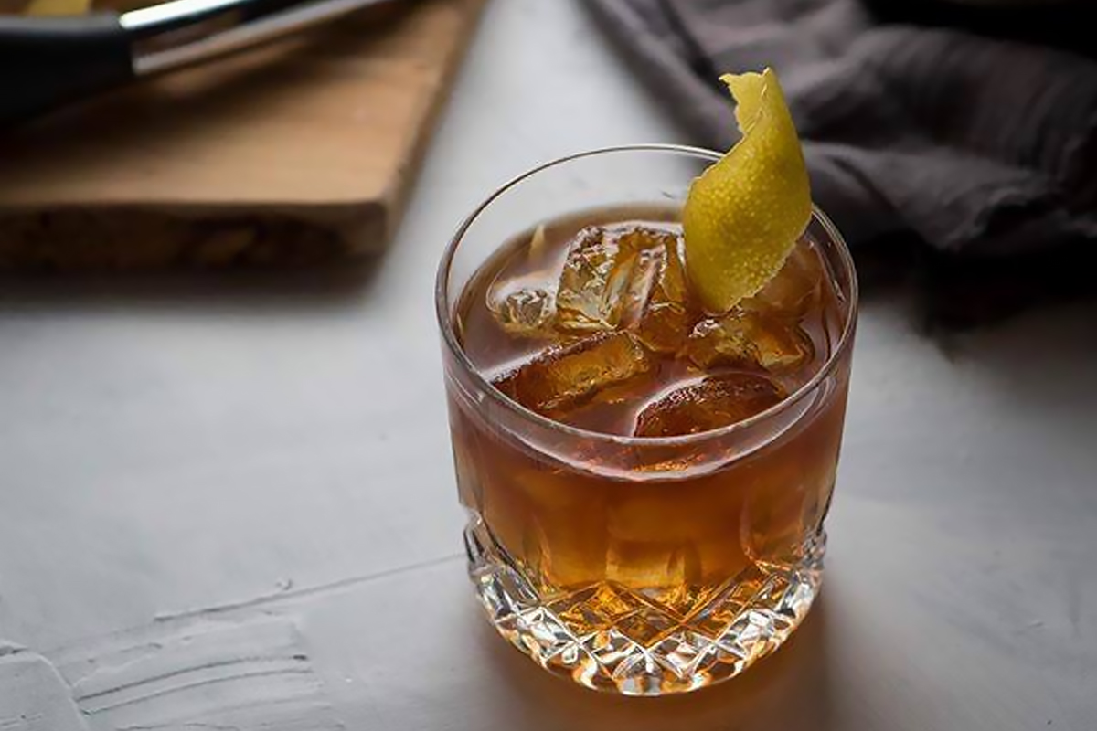 fernet guide: Toronto cocktail