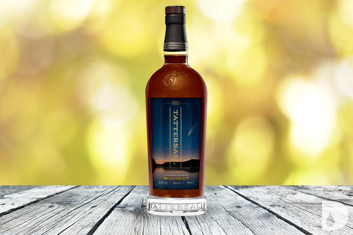 Stellum Bourbon: Tattersall Voyagers Five Grain Whiskey