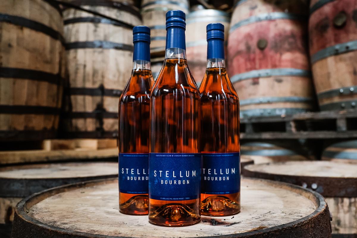 Stellum Bourbon and Stellum Rye