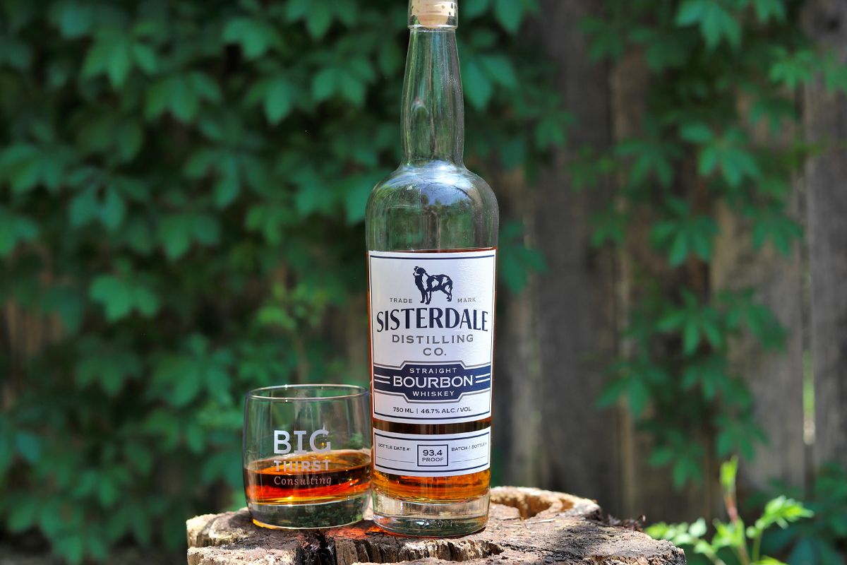 Stranahan's Original: Sisterdale Distilling Co. Straight Bourbon