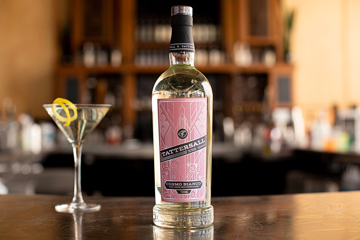 Stranahan's Original: Tattersall Distilling Ready-to-Drink Cosmo Cocktail