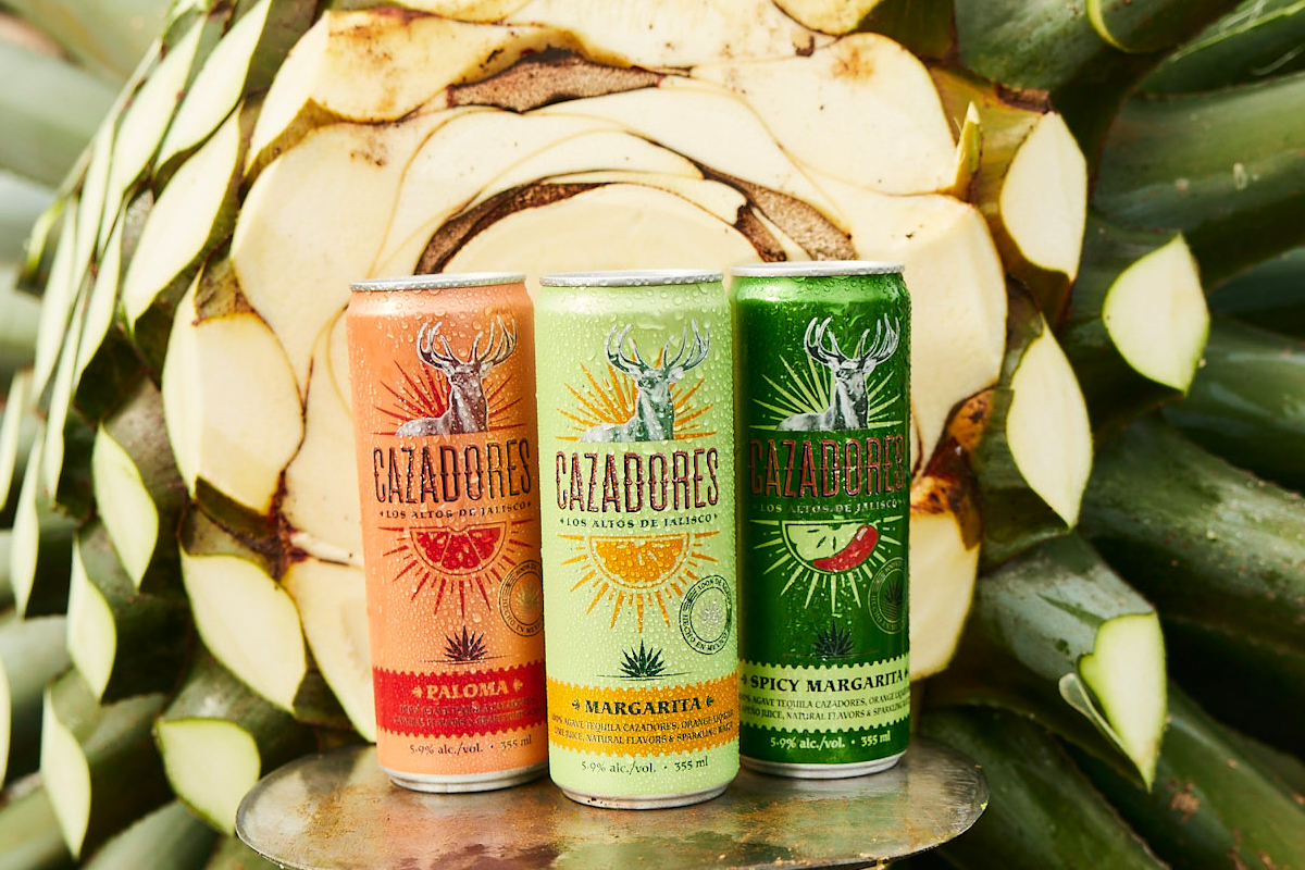 Stranahan's Original: Tequila Cazadores Ready-to-Drink Cocktails