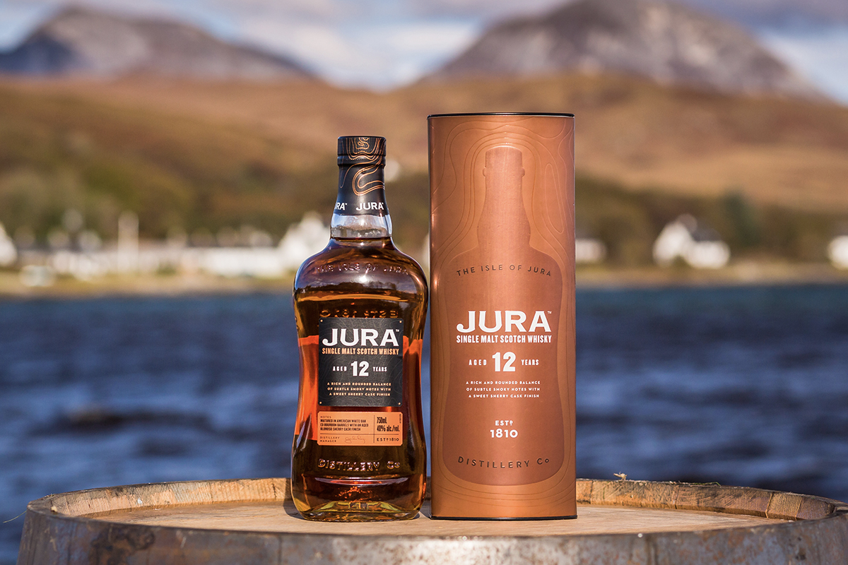 Ardbeg Scorch: Jura 12-Year-Old