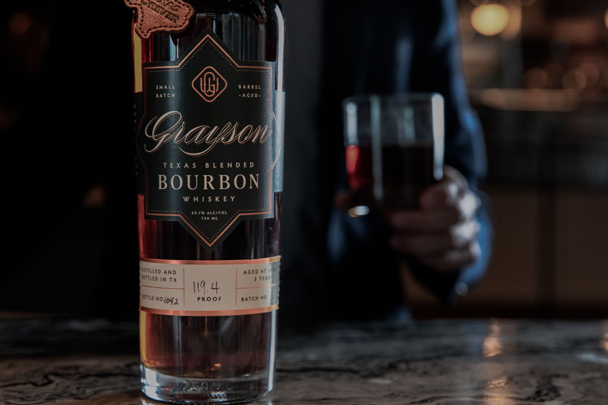 Turtle Derby: Grayson Texas Bourbon