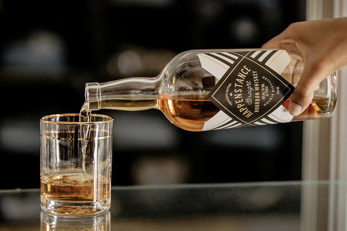 GWAR Rye: Happenstance Founder's Edition Straight Bourbon