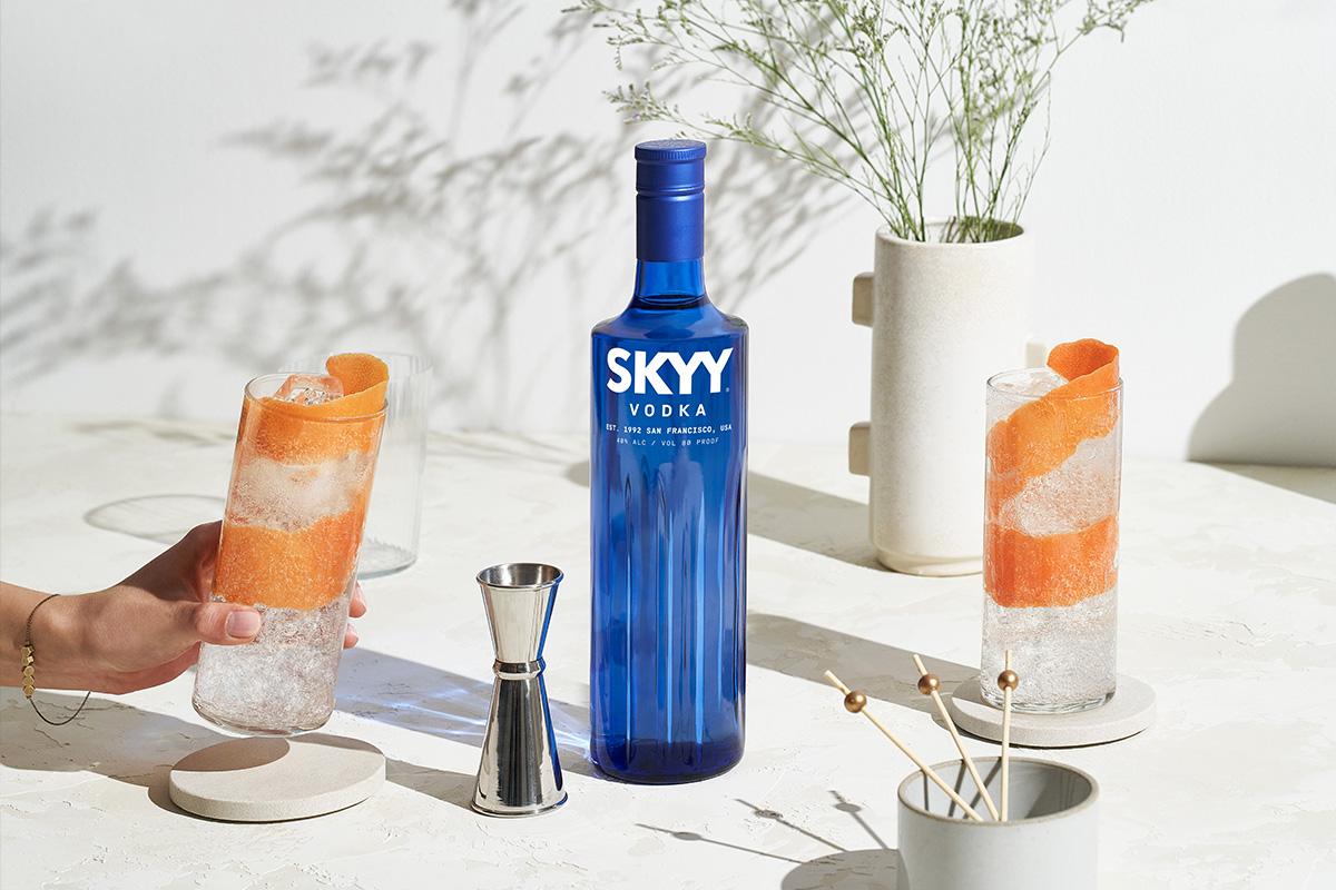 GWAR Rye: SKYY Vodka