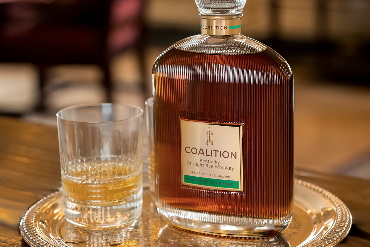 mother's day gift guide: Coalition Rye Sauternes