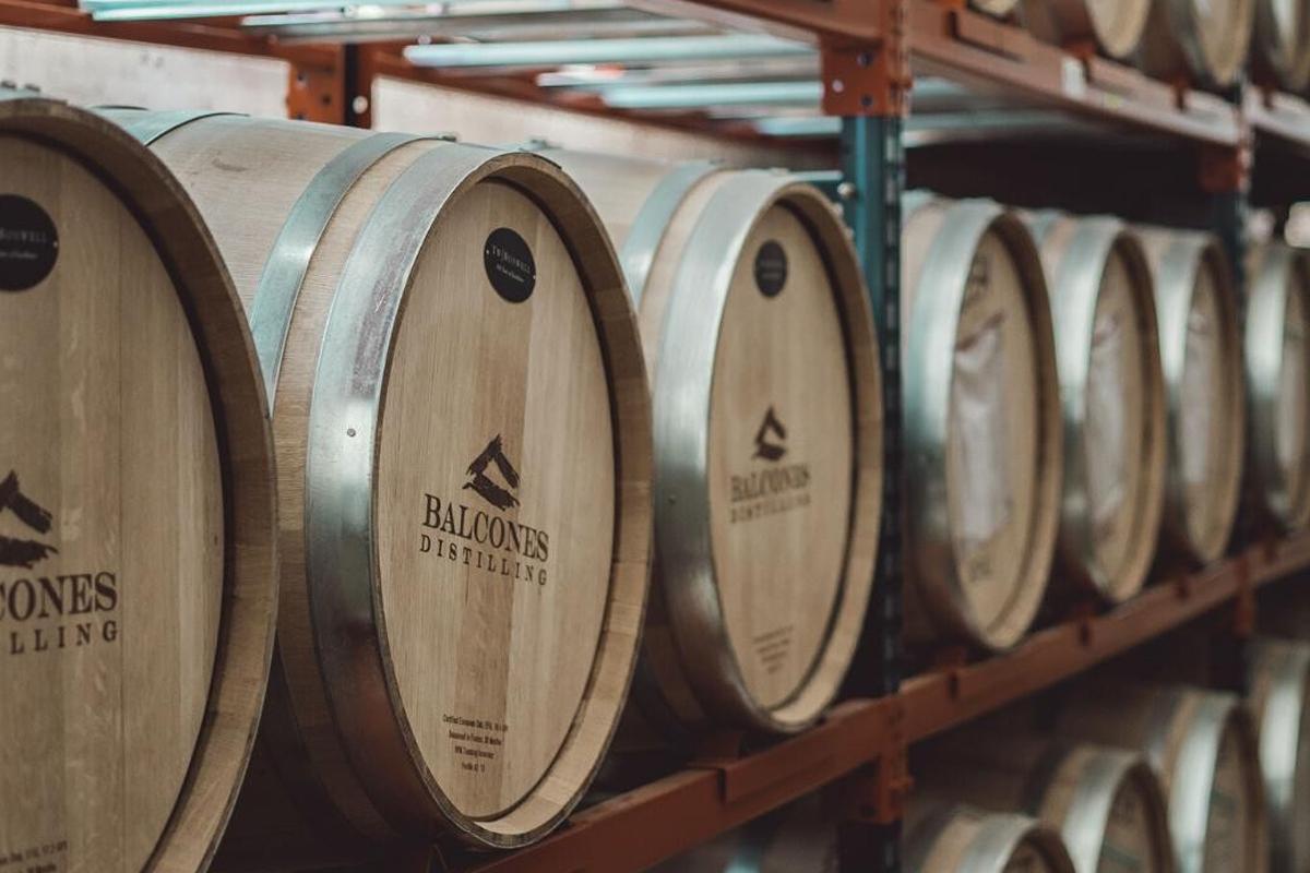 Small Barrels: Balcones