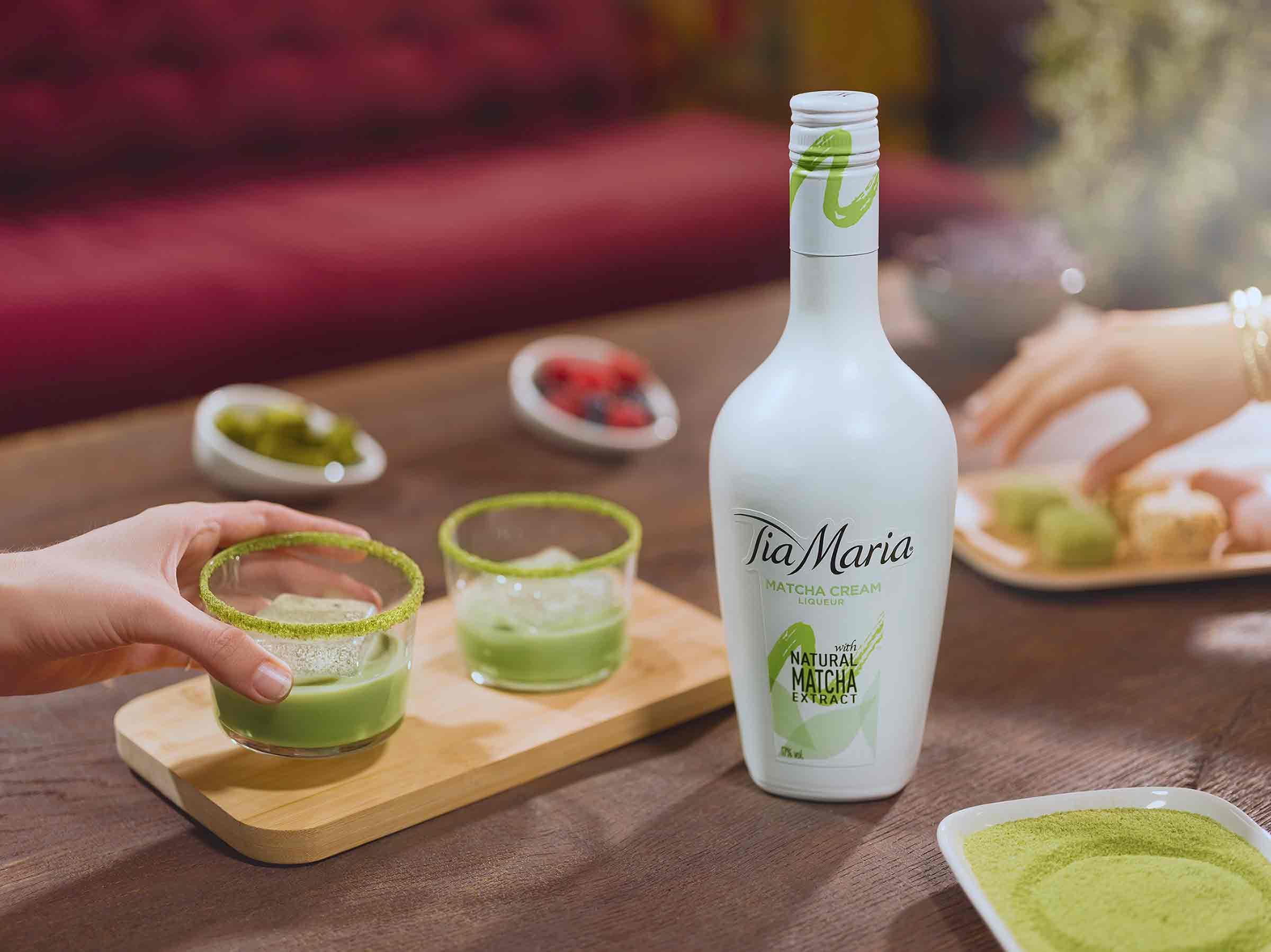 Lagavulin Offerman Edition Guinness: Tia Maria Matcha Cream Liqueur