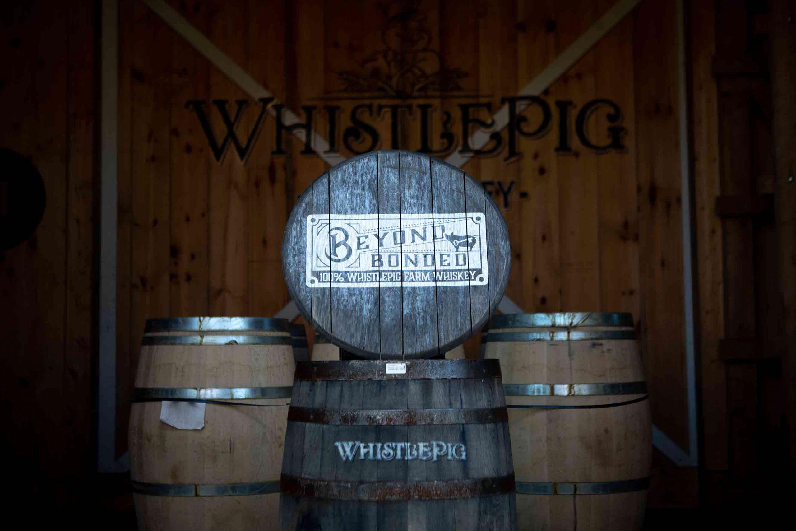 Lagavulin Offerman Edition Guinness: WhistlePig Whiskey FarmStock Beyond Bonded Barrel