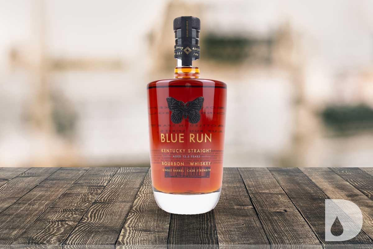 Lagavulin Offerman Edition Guinness: Blue Run 13.5-Year-Old Single Barrel Cask Strength Bourbon