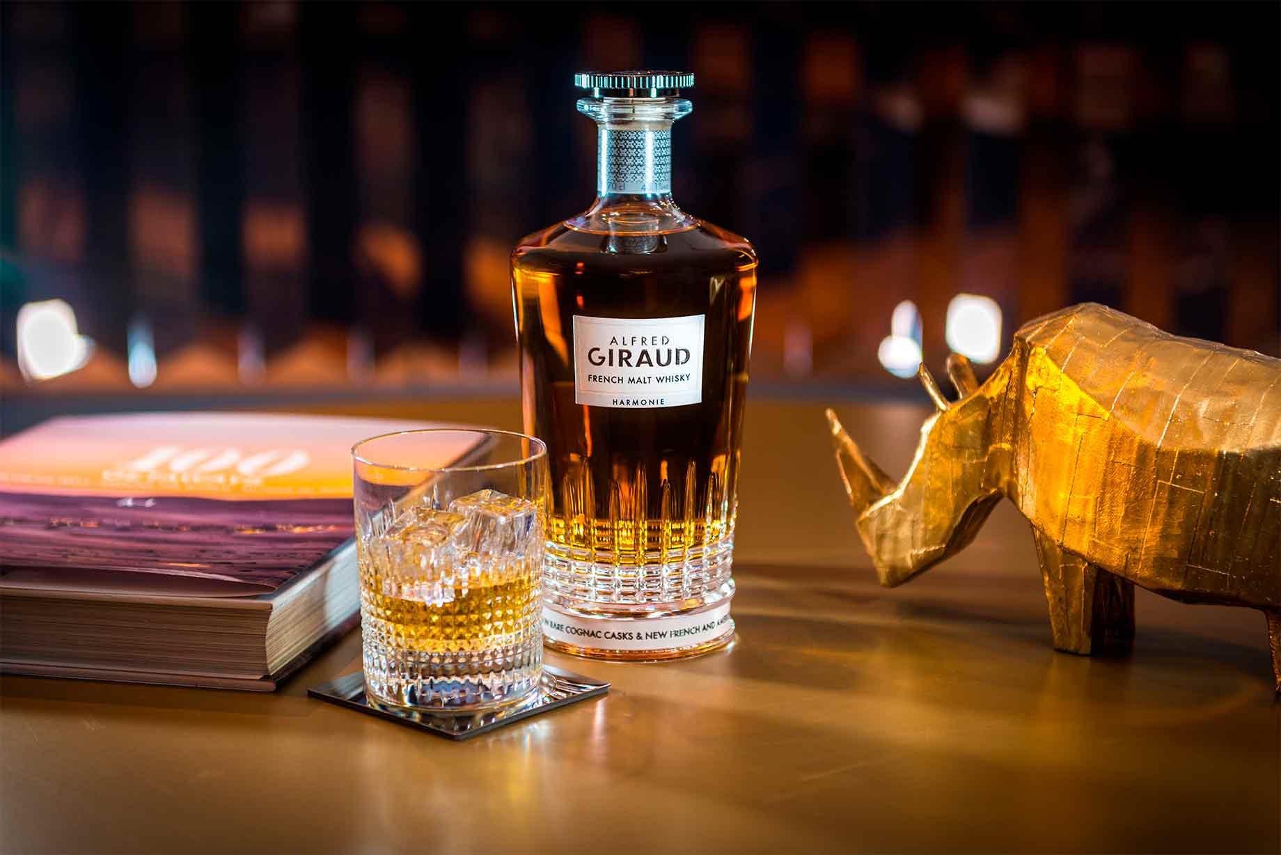 World Whiskeys: Alfred Giraud Harmonie