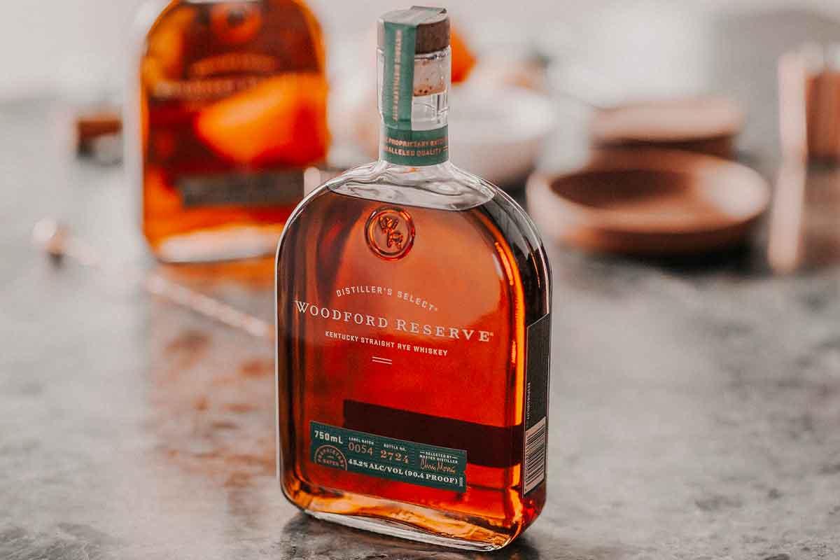 Straight Whiskey: Woodford Reserve Straight Rye