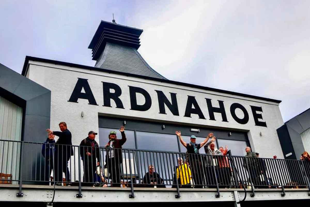 2021 Fèis Ìle: Ardnahoe Distillery