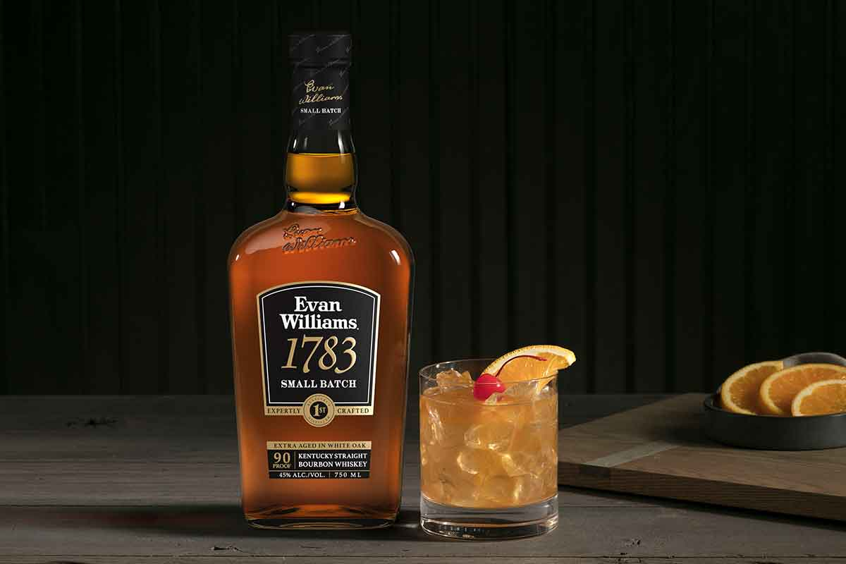 Copper Tongue 16 Year: Evan Williams 1783 Small Batch