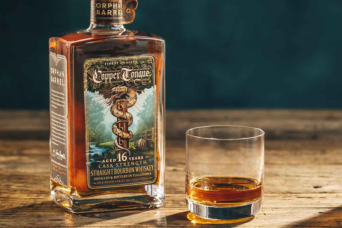 Copper Tongue 16 Year Straight Bourbon