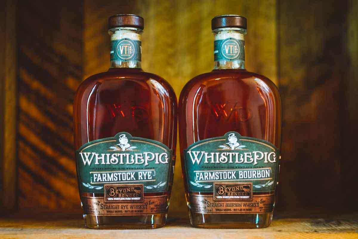 X by Glenmorangie: FarmStock Beyond Bonded Rye and Bourbon