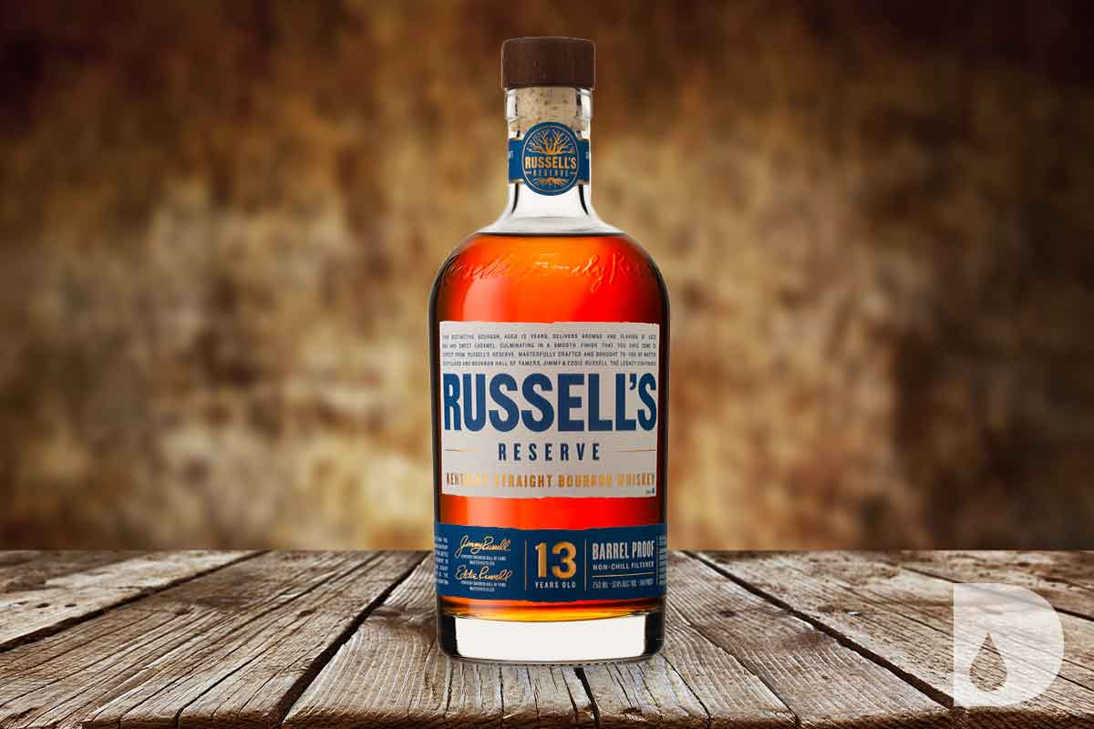 X by Glenmorangie: Russell's Reserve 13 Year