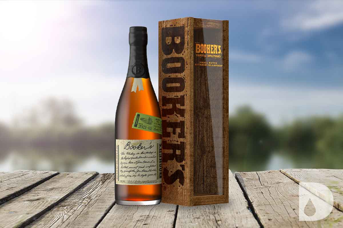 "Westland American Single Malt: Booker's Batch 2021-02 ""Tagalong Batch"""