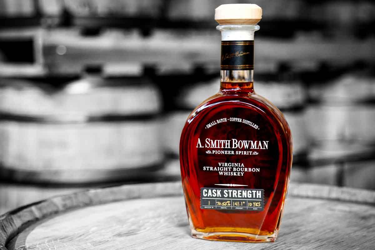 Westland American Single Malt: A. Smith Bowman Cask Strength Bourbon