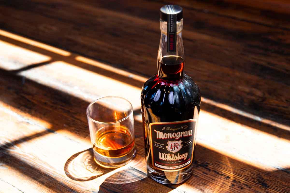 Westland American Single Malt: Rieger's Monogram Whiskey