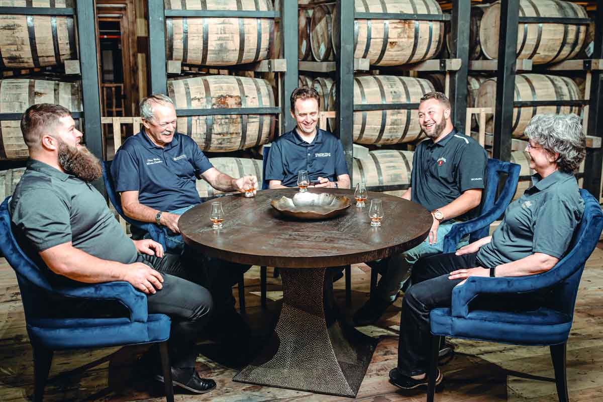 Dickel Bourbon: Master distillers announce Unified Bourbon Series