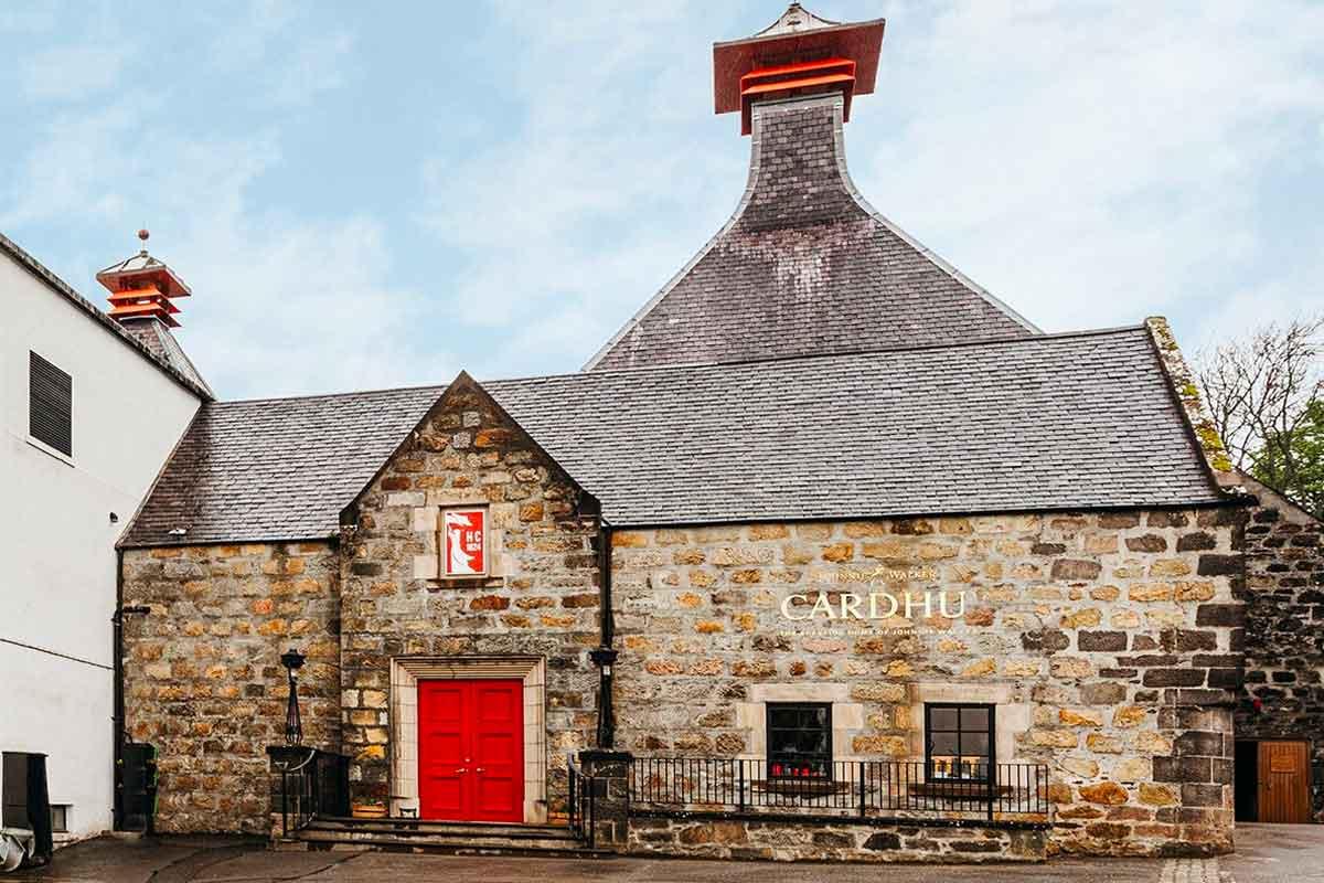 Dickel Bourbon: Cardhu Distillery