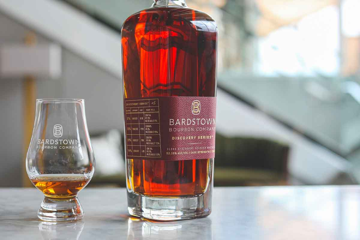 Five Brothers Bourbon: Discovery Series #5
