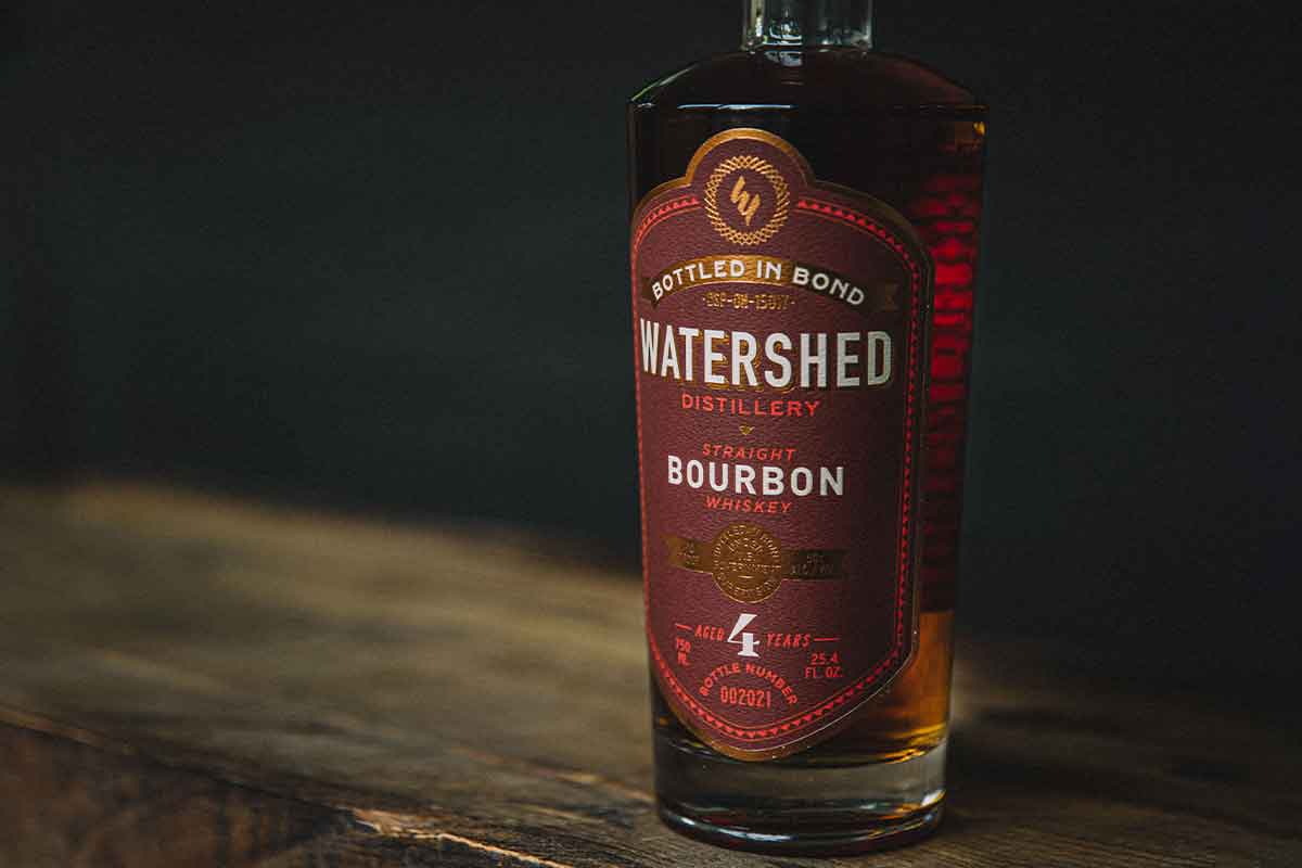 Five Brothers Bourbon: Watershed Bottled-in-Bond
