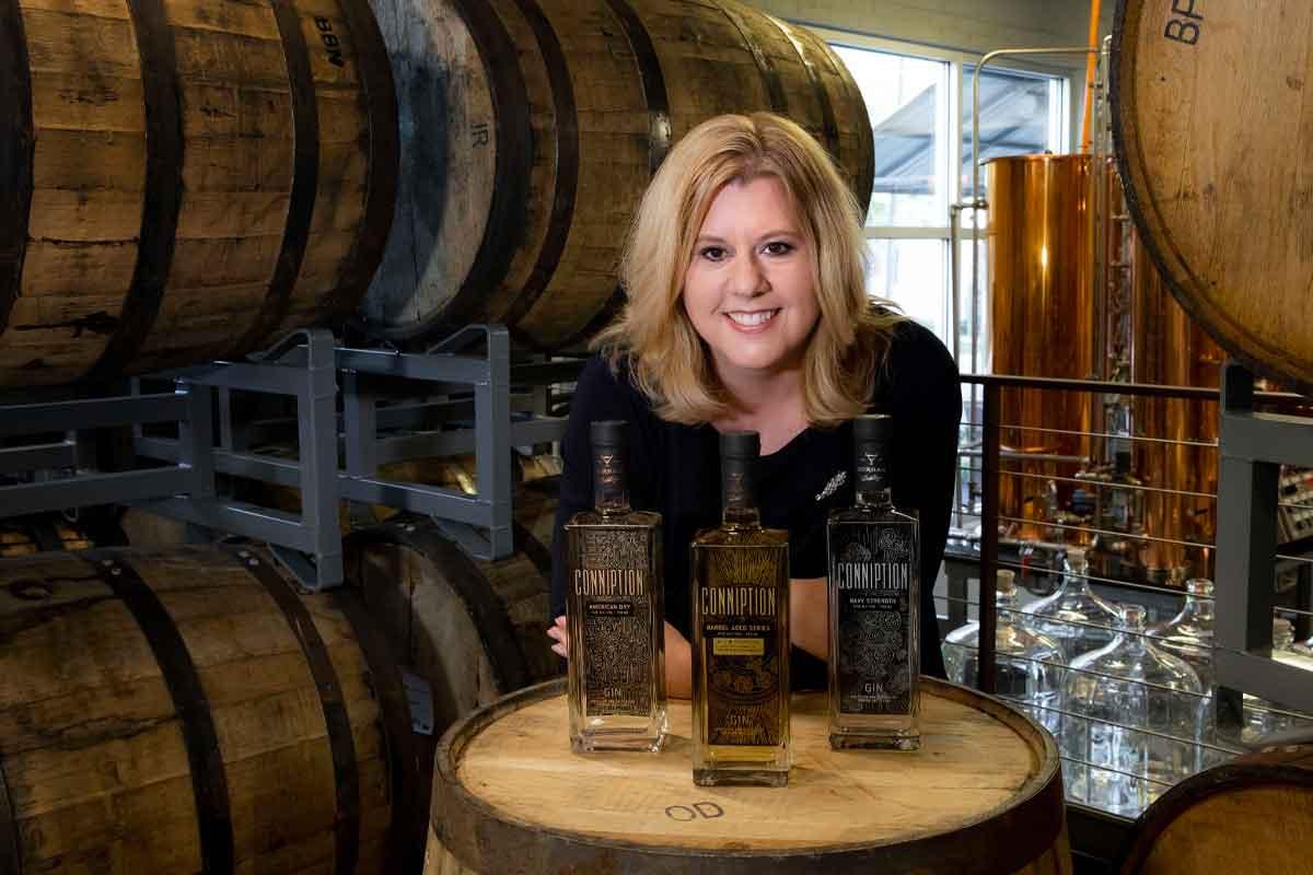 Sipsmith Strawberry Smash: Durham Distillery Co-Founder Melissa Katrincic