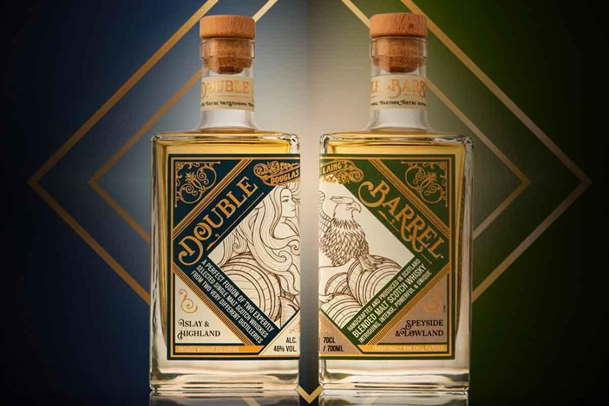 Sipsmith Strawberry Smash: Double Barrel Malt Scotch Whisky