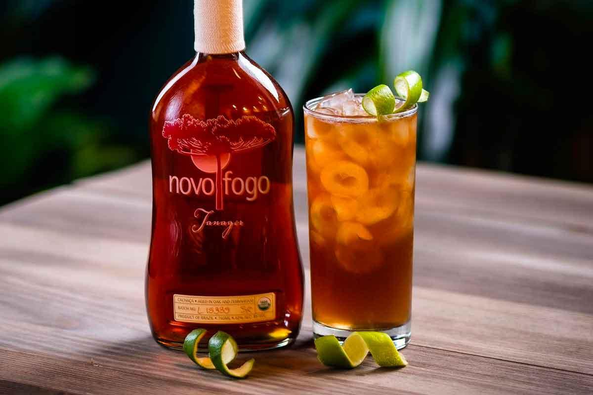 rum rhum cachaça: Novo Fogo Tanager