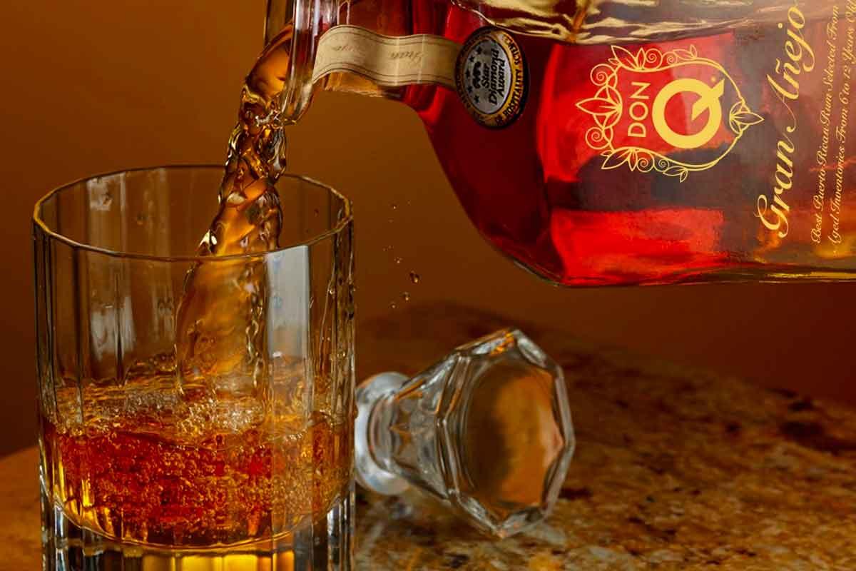 rum rhum cachaça: Don Q Gran Añejo