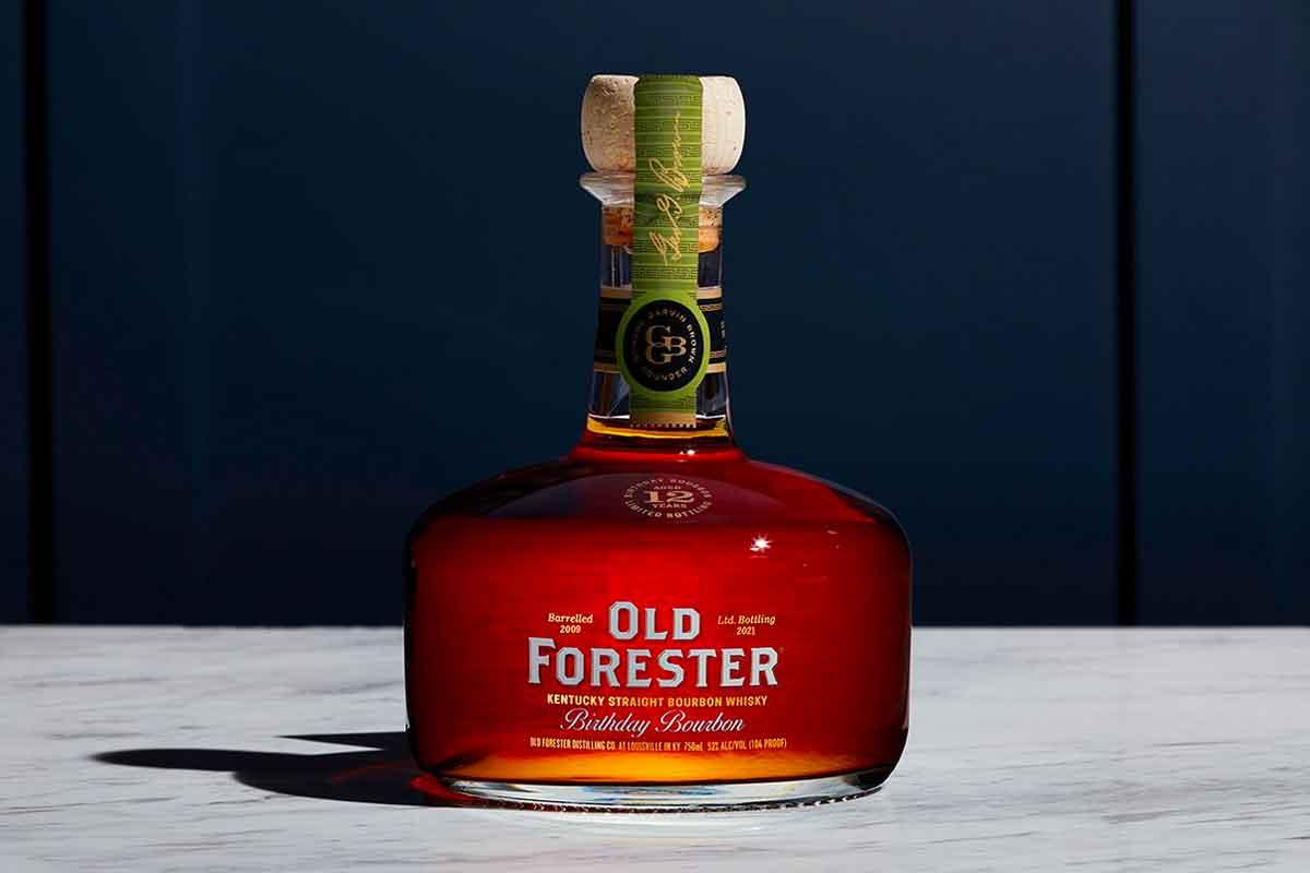 Birthday Bourbon 2021