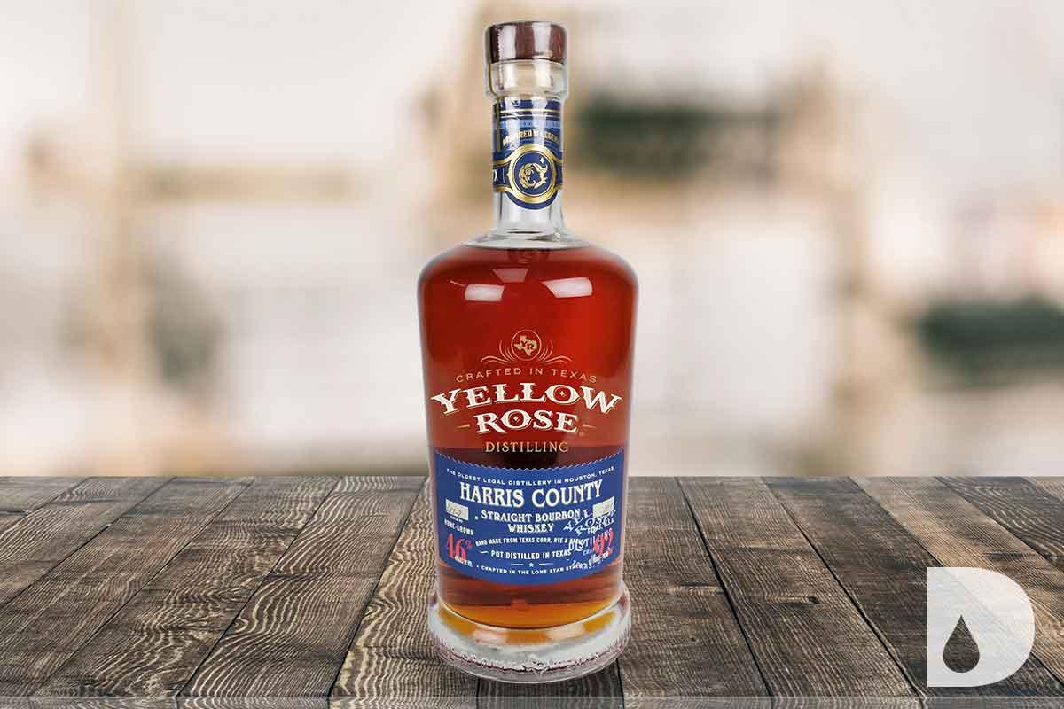 Birthday Bourbon 2021: Harris County Bourbon