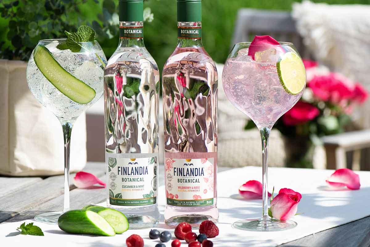 Birthday Bourbon 2021: Finlandia Botanical