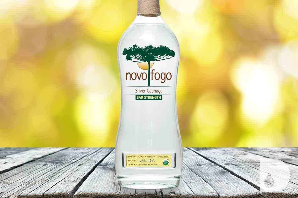 Birthday Bourbon 2021: Novo Fogo Silver Cachaça