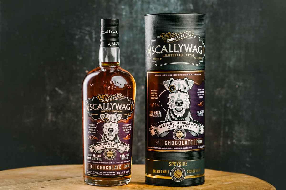 Birthday Bourbon 2021: Scallywag Chocolate Limited Edition #4
