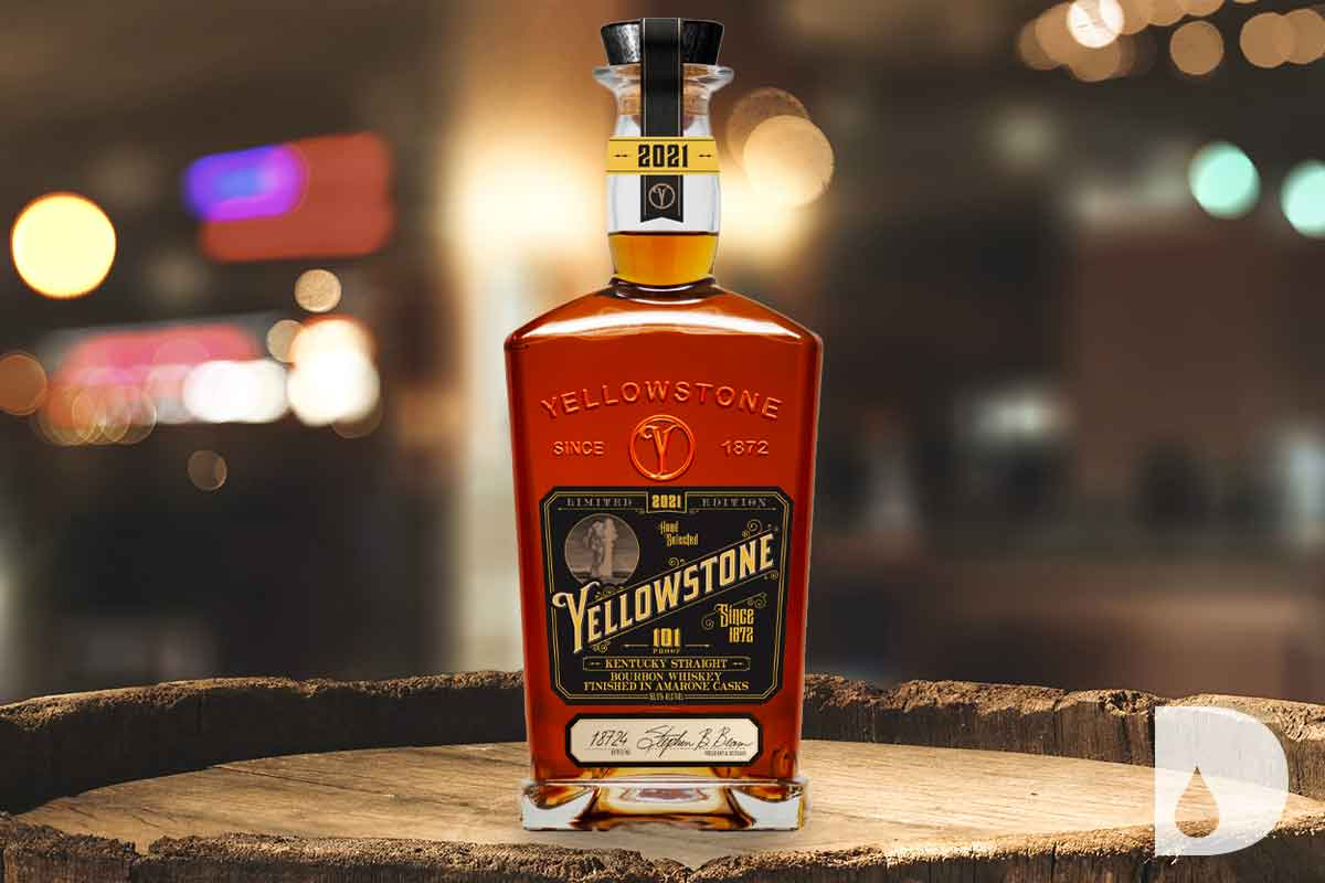 WhistlePig RoadStock Rye: 2021 Yellowstone Limited Edition Kentucky Straight Bourbon Whiskey