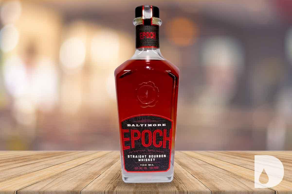 WhistlePig RoadStock Rye: Epoch Straight Bourbon
