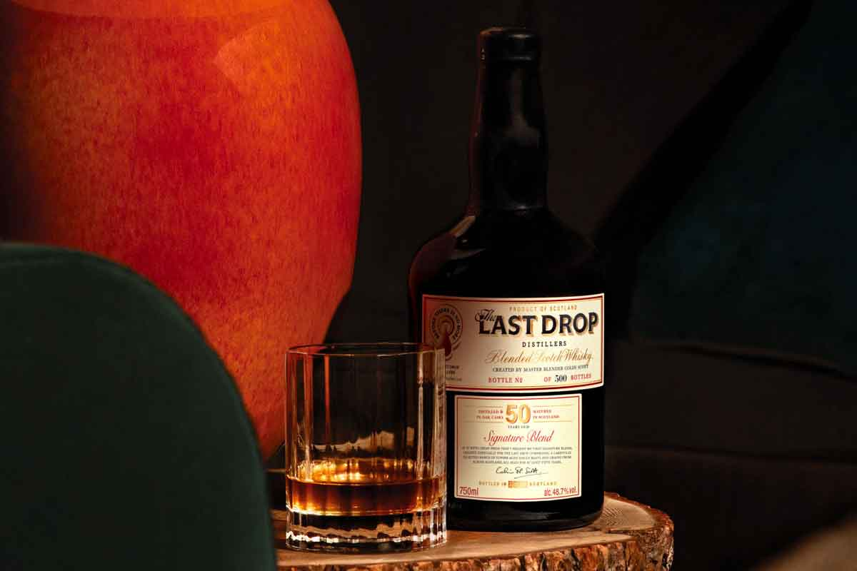 WhistlePig RoadStock Rye: The Last Drop 50 Year