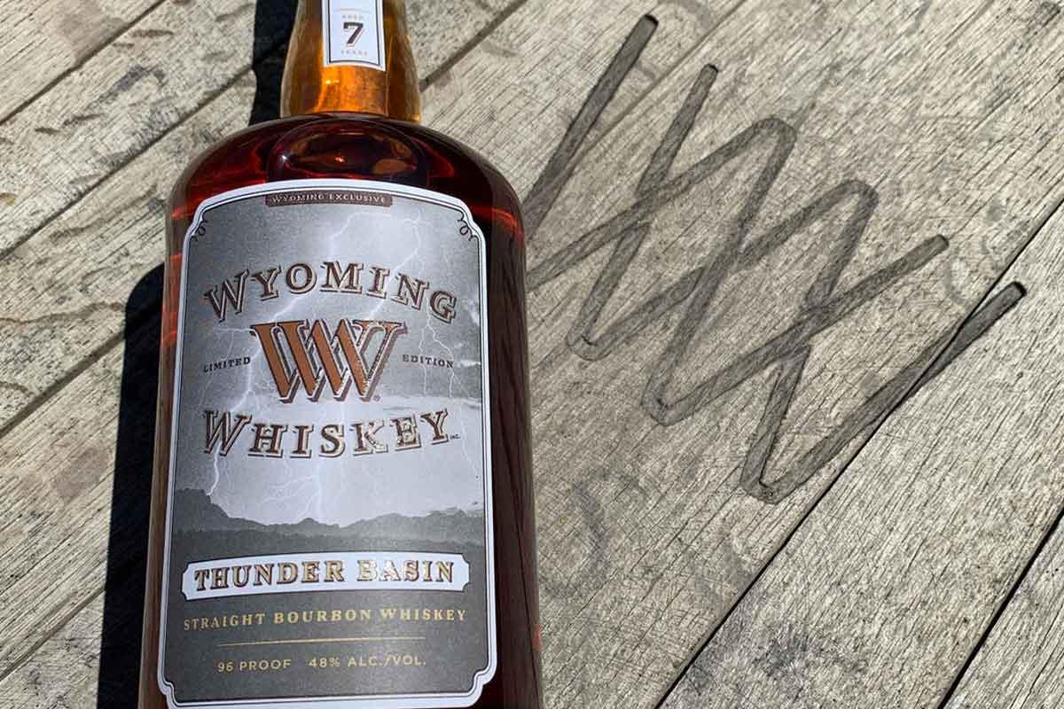 WhistlePig RoadStock Rye: Wyoming Whiskey Thunder Basin