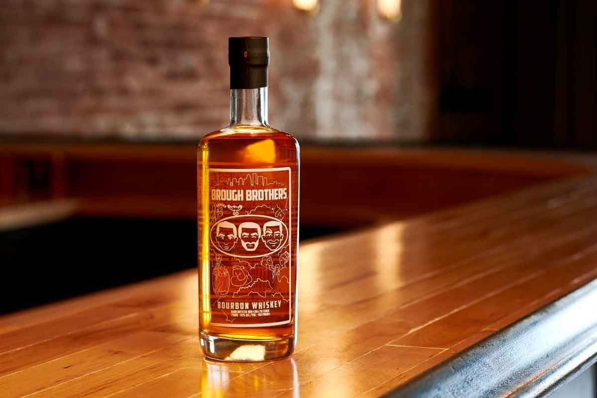 toki highball summer: Brough Brothers Bourbon