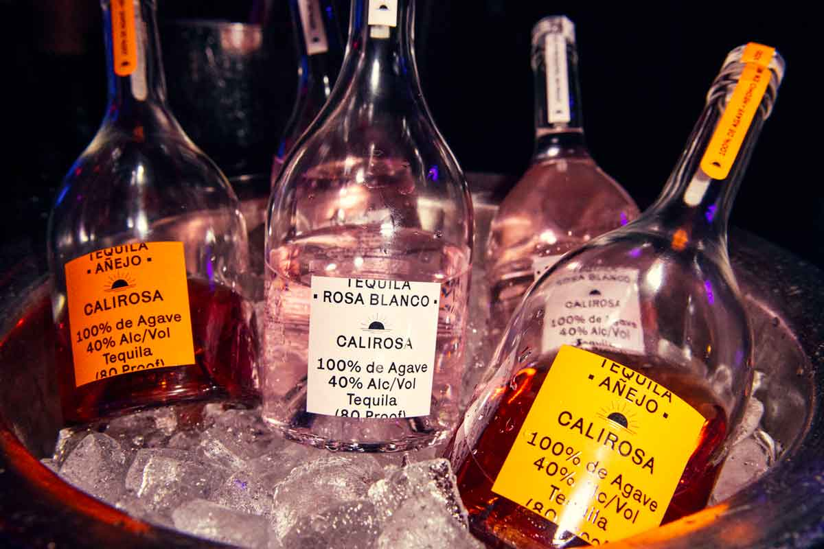 toki highball summer: Calirosa tequilas